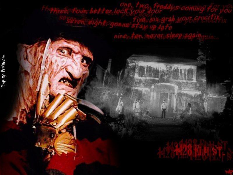 Freddy Krueger 1428 Elm Street Facebook Timeline Cover ...