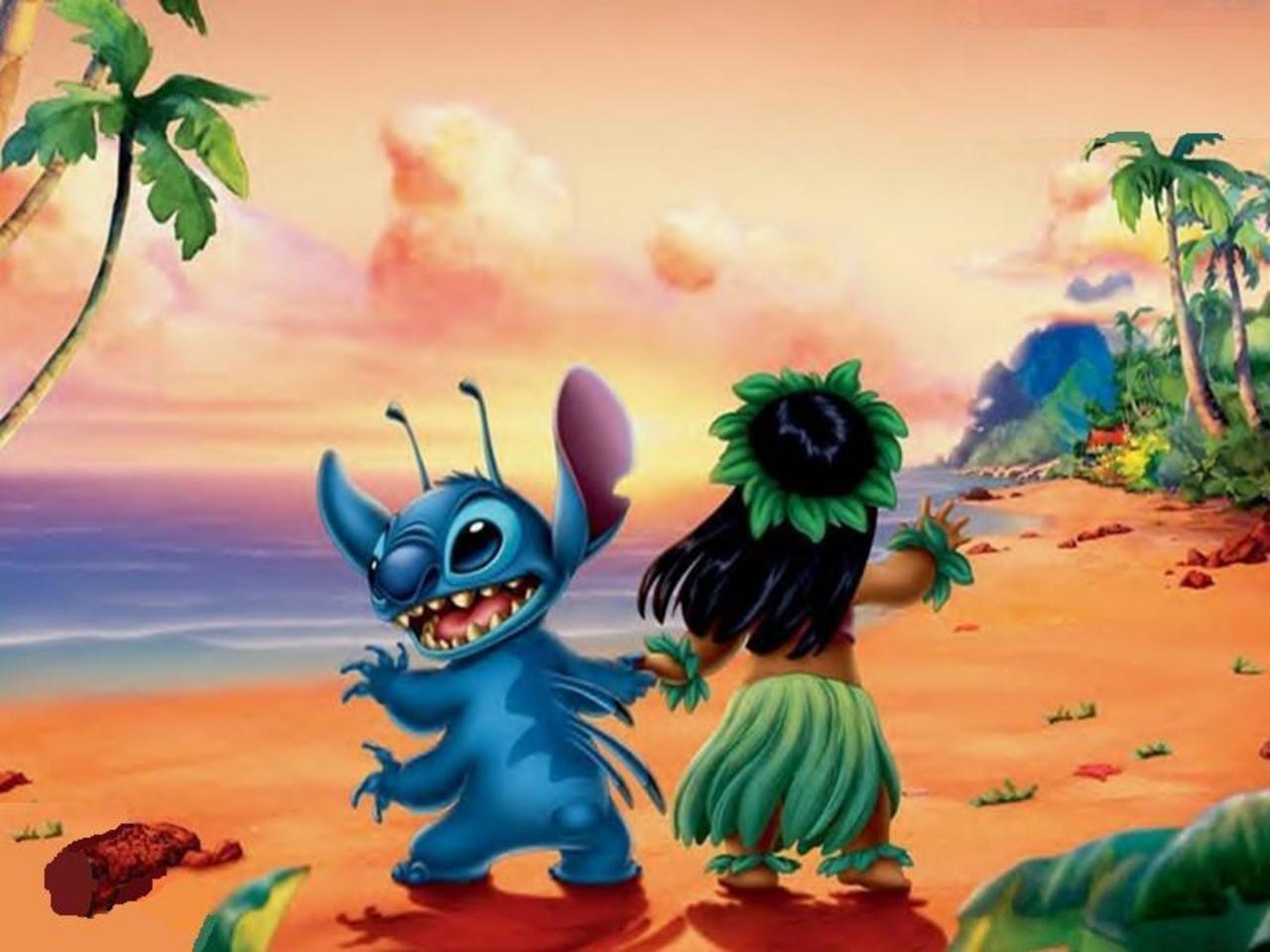 Lilo & Stitch Facebook Timeline Cover Backgrounds - Pimp ...