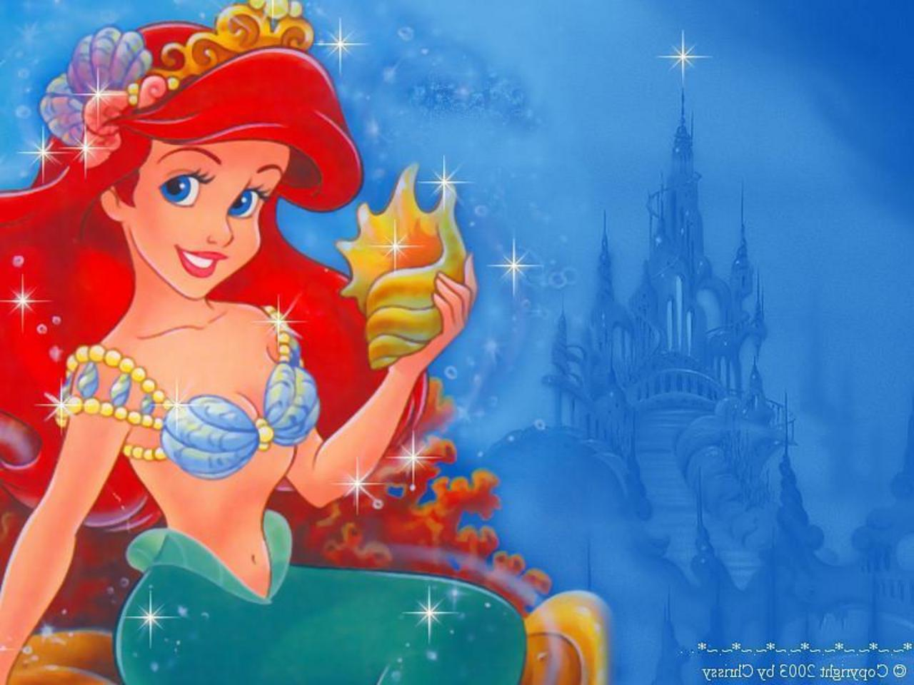 Princess Ariel From The Little Mermaid Tumblr Banners