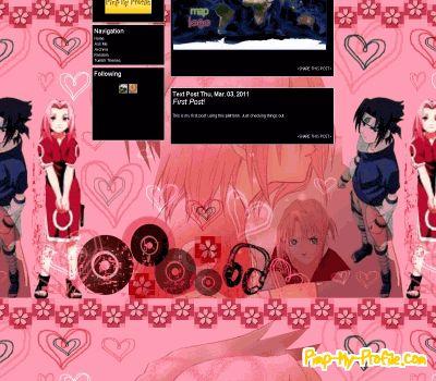 Sakura & sasuke Tumblr Themes - Pimp-My-Profile com