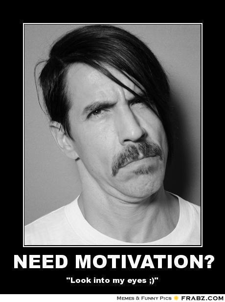 Need Motivation Hair Dude Meme Generator Posterizer
