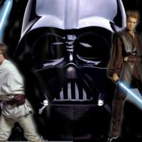 Luke Skywalk, Darth Vader, Anakin Skywalker