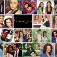 Gilmore Girls Collage