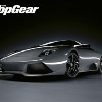 Silver Top Gear Sportscar