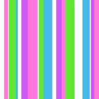 Green, white, blue & Purple Stripes