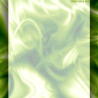 Green Satin