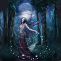 Dark Woods Fairy