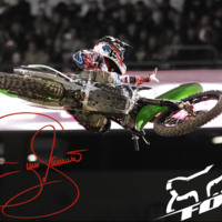 Bubba Stewart Fox Racing