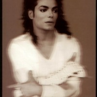 Michael Jackson in Sepia