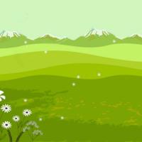 A Pretty Green Day