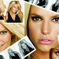 Jessica Simpson Photo Collage