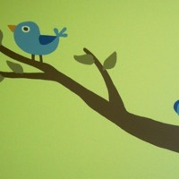Birdies on Branch
