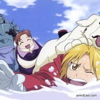 Fullmetal Naruto Christmas