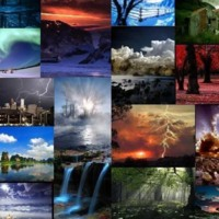 Divine Nature Collage