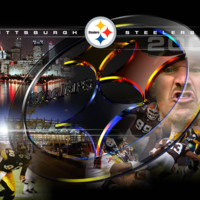 Pittsburgh Steelers Collage