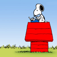 Snoopy - Great Reporter