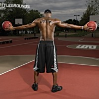 Battlegrounds 2005 Lebron James