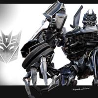 Transformers Barricade Decepticon