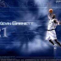 Kevin Garnett #21