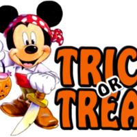 Mickey Mouse Trick or Treat