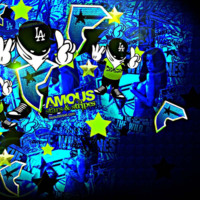L.A. Famous Stars & Stripes