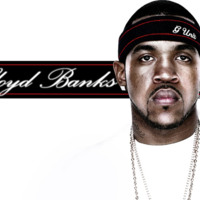 Lloyd Banks in White