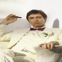 Scarface White Suit