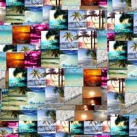 Tropical Beach Tiles