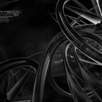 Steel Grey Abstract