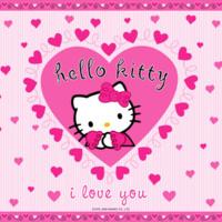 Hello Kitty in Heart