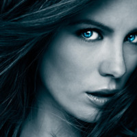 Blue Kate Beckinsale