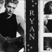 Ryan Phillippe in B&W