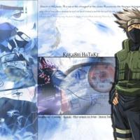 Kakashi Hatake the Copy Ninja