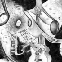 Music Notes & Instruments