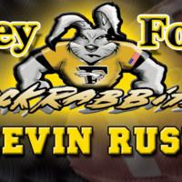 Forney Football Jackrabbits Kevin Rush