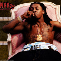 Lil' Weezy in Pink Chair