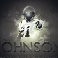 Yellow Jackets Calvin Johnson