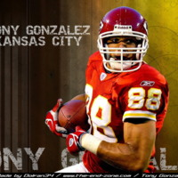 Tony Gonzales Kansas City