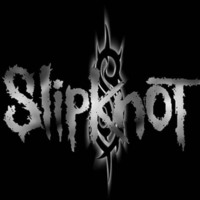 SlipKnot Logo on Black