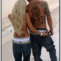 Tattoo Beach Love