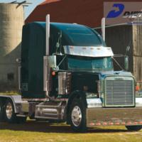 Green Freightliner