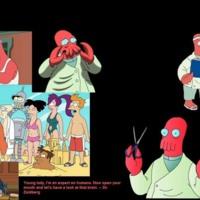 Futurama Dr. Zoidberg Collage