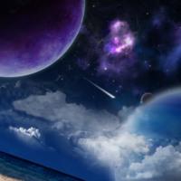Shooting Stars & Planets