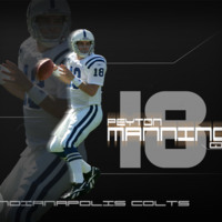 Peyton Manning Colts Superbowl XII