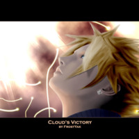 Cloud's Victory