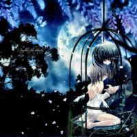 Together for Eternity Anime Angel & Boy