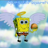 Sponge Bob Angel