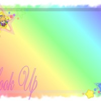 Rainbow Brite (pastel)