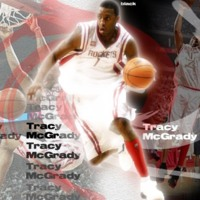 Tracy McGrady Collage