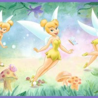 Tinkerbell in Woods